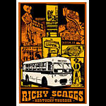 Scrojo Ricky Scaggs and Kentucky Thunder Poster