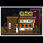 Scrojo The Sea And Cake Poster