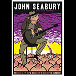 Scrojo John Seabury (of Psychotic Pineapple) Poster