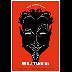 Scrojo Serj Tankian ( System of a Down ) Poster