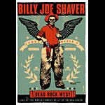 Scrojo Billy Joe Shaver Poster