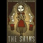Scrojo The Shins Poster
