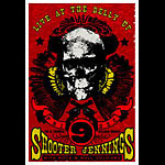 Scrojo Shooter Jennings Poster