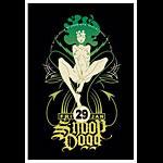 Scrojo Snoop Dogg Poster