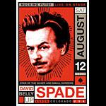 Scrojo David Spade Poster