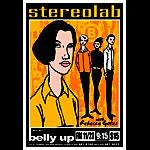 Scrojo Stereolab Poster