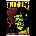 Scrojo Stone Temple Pilots Poster