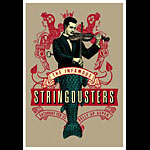 Scrojo The Infamous Stringdusters Poster
