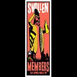 Scrojo Swollen Members Poster