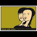 Scrojo Tegan And Sara Poster