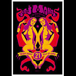 Scrojo Taj Mahal and the Phantom Blues Band Poster