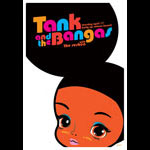 Scrojo Tank and the Bangas Poster