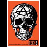 Scrojo Tech N9ne (Tech 9) Poster