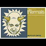 Scrojo The Thermals Poster