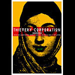 Scrojo Thievery Corporation Poster