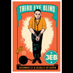 Scrojo Third Eye Blind Poster