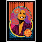 Scrojo Three Dog Night Poster