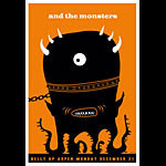 Scrojo Big Head Todd and the Monsters Poster