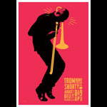 Scrojo Trombone Shorty and Orleans Ave. Poster