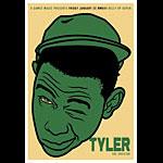 Scrojo Tyler the Creator Poster