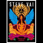 Scrojo Steve Vai Poster