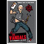 Scrojo Vandals Poster
