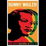 Scrojo Bunny Wailer Poster