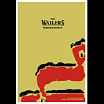 Scrojo The Wailers - Exodus Album Performance Poster