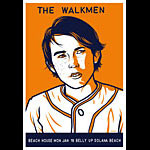 Scrojo Walkmen Poster