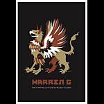 Scrojo Warren G Poster