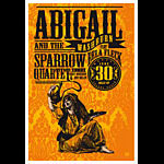 Scrojo Abigail Washburn and the Sparrow Quartet Poster