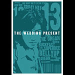 Scrojo The Wedding Present Poster