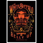 Scrojo The White Buffalo Poster