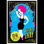 Scrojo Whitney Shay Poster