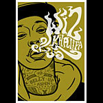 Scrojo Wiz Khalifa - Belly Up Aspen Tenth Anniversary Poster