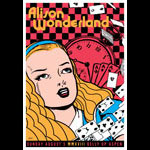 Scrojo Alison Wonderland Poster