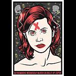 Scrojo X - Exene Cervenka Poster