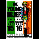 Scrojo The Young Dubliners Poster