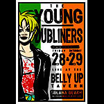 Scrojo TheYoung Dubliners Poster