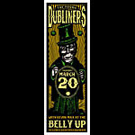 Scrojo Young Dubliners Poster