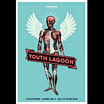 Scrojo Youth Lagoon Poster