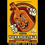 Scrojo Yukaholiks Comedy Show Poster
