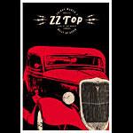 Scrojo ZZ Top Poster