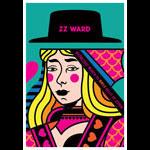 Scrojo ZZ Ward Poster