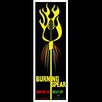 Scrojo Burning Spear Poster