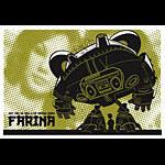 Scrojo Mark Farina Poster