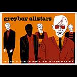Scrojo Greyboy Allstars Poster