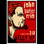 Scrojo John Butler Trio Poster