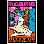 Scrojo The Rugburns Poster