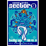 Scrojo Sound Tribe Sector 9 (STS9) Poster